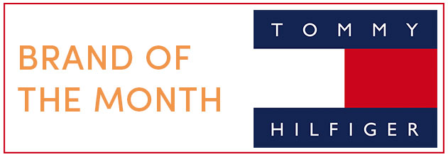 Brand of the Month: Tommy Hilfiger